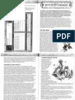 Epic 40k 3rd edition Hive Fleet army list