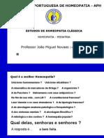 AssociaÇÃo Portuguesa de Homeopatia - Aph