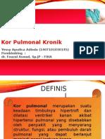 Slide Kor Pulmonal Kronik