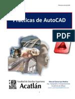 Practicas de Autocad 2016-1