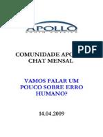 Sintese Chat Abril2009