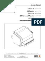 CR 10-X CR 12-X CR 15-X - Service Manual