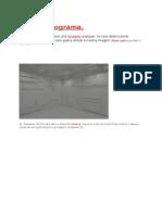 Efeito Holograma - Photoshop