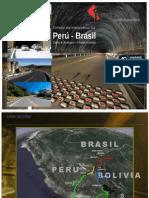Tuneles Carretera Interoceanica