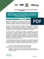 Tdr Bio Pre-comercial y Comercial 2014 Version Consulta