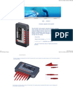 CS-3001 Battery Testing
