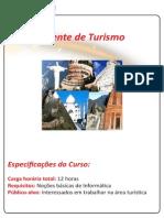 Folder - Agente de Turismo