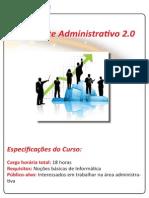 Folder - Assistente Administrativo 2.0