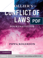 Pdfbooksinfo.blogspot.com Colliers Conflict of Laws