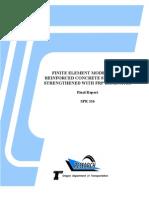 FEM Report (FRP)