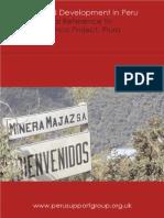 FINAL - Mining and Development in Peru