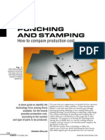 Punching and Stamping
