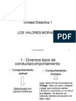 VALORES-MORALESunidad 1