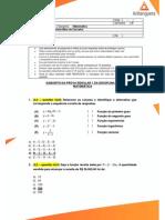 TRH2Gabarito Matematica V1 2013