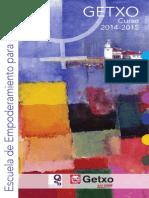Cursos Empoderamiento 2014-2015