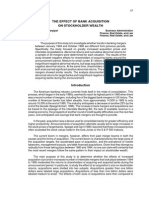 A Paper Worth for Some of the Citations for M&A