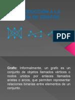 Introducción a La Teoría de Grafos.