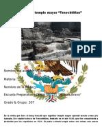 Templo mayor tenochtitlan