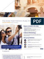 Visa Travel Intentions 2015
