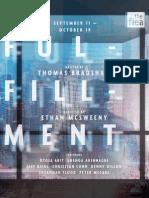 Fulfillment Program