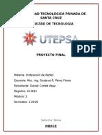 Proyecto Final IR-Informe