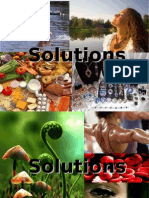 solutions (introduction & classifications)