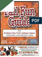 Fall Fun Guide 2015