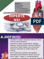 Hipertensi kelompok 1