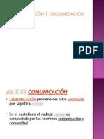 COMUNICACION organizacinal