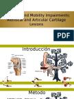 clinica rodilla menisco patia y lesion articular