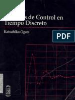 Sistema de Control en Tiempo Discreto