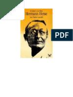 Carandell Josep Maria - Hermann Hesse El Autor Y Su Obra