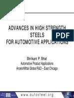 12 - Advances in AHSS for Automotive Applications