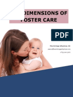 The Dimensions of Foster Care