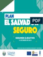 Plan El Salvador Seguro
