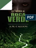 Caliani a M - El Secreto de Boca Verde