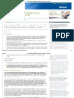 Critical Capabilities for BPM-Platform-Based Case Management Frameworks