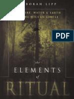 Deborah Lipp - Elements of Ritual