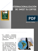 Sweet and Coffee Analisis de caso