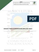 Manual Para Certificarse en El CAECV_E0