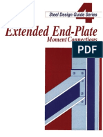 DG04 - Extended End-Plate Moment Connections