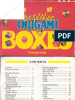 Quick and Easy Origami Boxes - Tomoko Fuse