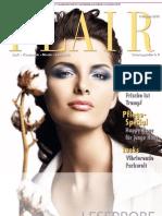 Leseprobe Flair Magazin Frühling 2010