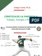 Cinetica Particula 1d 2d Trabajo&Energia