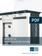 SIVACON S4 Power Distribution Boards Catalog LV 56 2011 4721