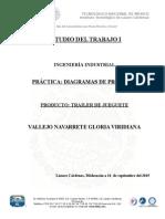 Practica de Diagramas de Procesos