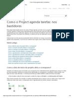 Como o Project Agenda Tarefas_ Nos Bastidores