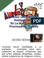 ACOSO LABORAL COMO HOSTIGAMIENTO EN LA MUNICIPALIDAD PROVINCIAL DE CANCHIS.ppt