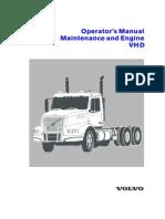Límites de Análisis de Lubricantes de Motores Volvo