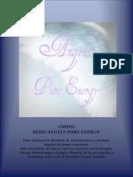 Manual de Maestria Reiki Angels Pure Energy